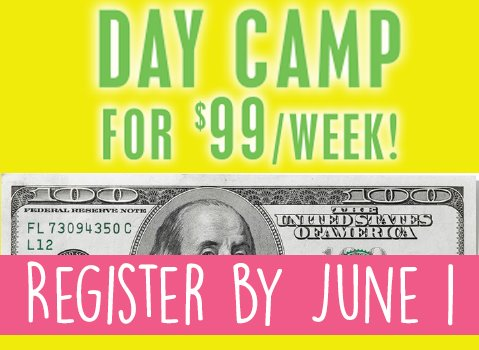 day camp special