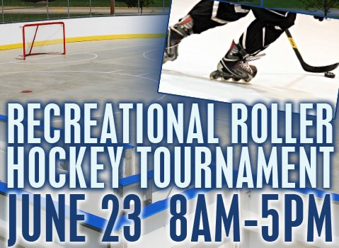 roller hockey tournament