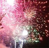 memorial day fireworks