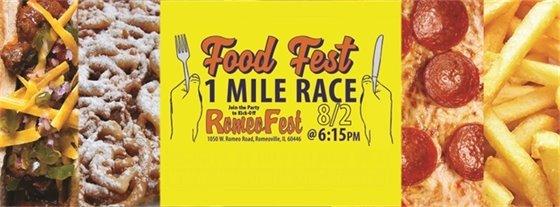 food fest 1 mile