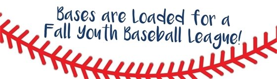 baseball fall